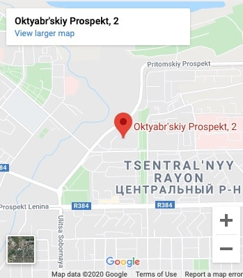 местоположение ПрофАвтовышки